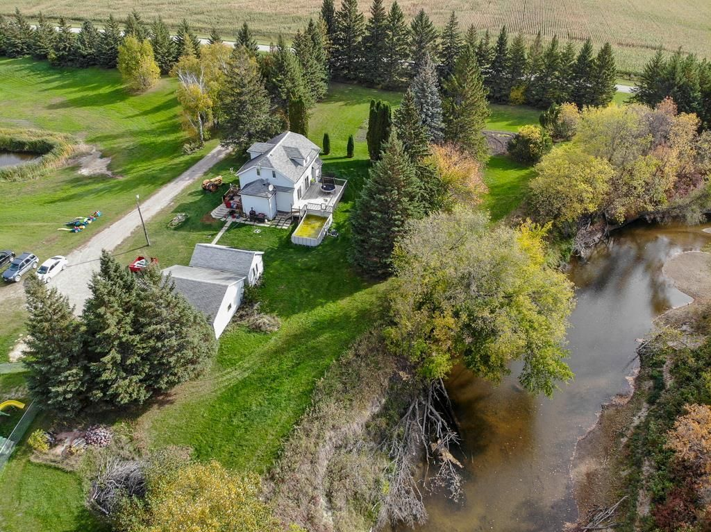 Main Photo: 46170 Whitemouth River Road East: Hadashville Residential for sale (R18)  : MLS®# 202123471