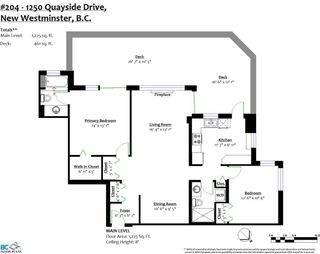 """Photo 36: 204 1250 QUAYSIDE Drive in New Westminster: Quay Condo for sale in """"THE PROMENADE"""" : MLS®# R2600263"""