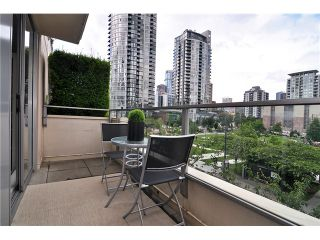 "Photo 34: 411 1225 RICHARDS Street in Vancouver: Yaletown Condo for sale in ""Eden"" (Vancouver West)  : MLS®# V1052342"