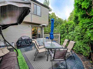 """Photo 39: 8551 WILDERNESS Court in Burnaby: Forest Hills BN Townhouse for sale in """"Simon Fraser Village"""" (Burnaby North)  : MLS®# R2490108"""