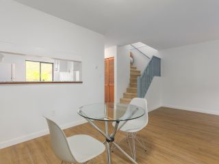 """Photo 8: 6 960 W 13TH Avenue in Vancouver: Fairview VW Townhouse for sale in """"BRICKHOUSE"""" (Vancouver West)  : MLS®# R2381516"""