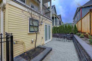 "Photo 3: 435 VERNON Drive in Vancouver: Mount Pleasant VE Townhouse for sale in ""STRATHCONA"" (Vancouver East)  : MLS®# R2225005"