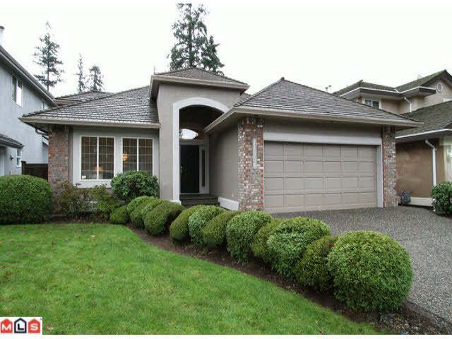 Main Photo: 14036 23A AVENUE in : Sunnyside Park Surrey House for sale : MLS®# F1227414