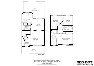Photo 43: 335 Arbour Grove Close NW in Calgary: Arbour Lake Detached for sale : MLS®# A1137641