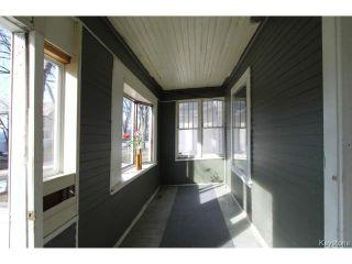 Photo 2: 757 Ashburn Street in WINNIPEG: West End / Wolseley Residential for sale (West Winnipeg)  : MLS®# 1504084