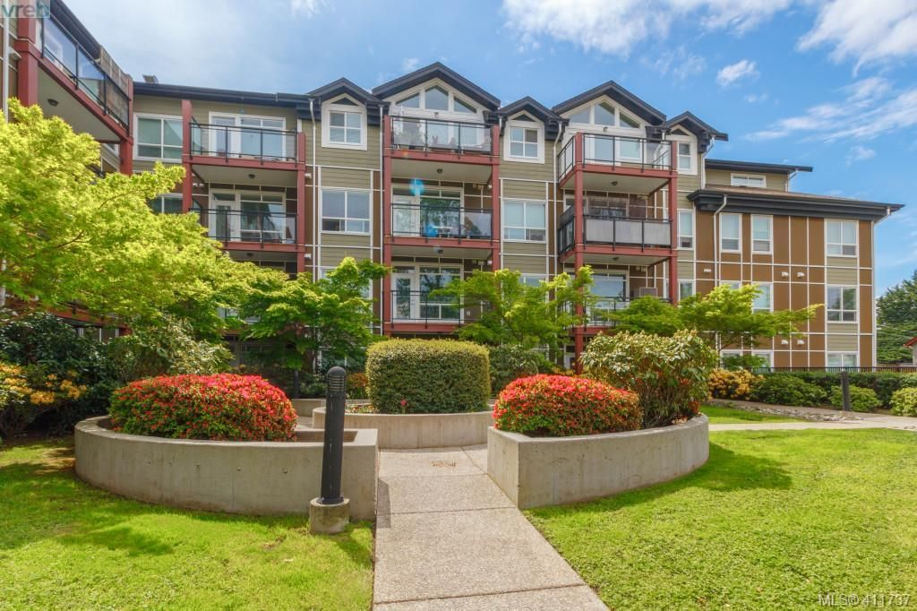 Main Photo: 419 2710 Jacklin Rd in VICTORIA: La Langford Proper Condo for sale (Langford)  : MLS®# 816337