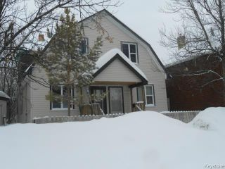 Photo 2: 706 Magnus Avenue in WINNIPEG: North End Residential for sale (North West Winnipeg)  : MLS®# 1403834