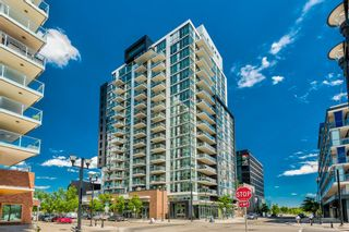 Photo 3: 1409 550 Riverfront Avenue SE in Calgary: Downtown East Village Apartment for sale : MLS®# A1121115
