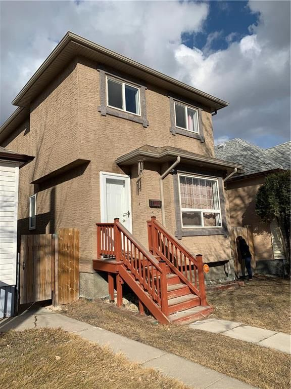 Main Photo: 1051 College Street in Winnipeg: North End Residential for sale (4B)  : MLS®# 202106853