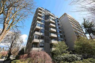 Photo 1: 902 1108 NICOLA STREET in Vancouver: West End VW Condo for sale (Vancouver West)  : MLS®# R2565027