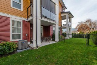 Photo 28: 41 46570 MACKEN AVENUE in Chilliwack: Chilliwack N Yale-Well Townhouse for sale : MLS®# R2531734