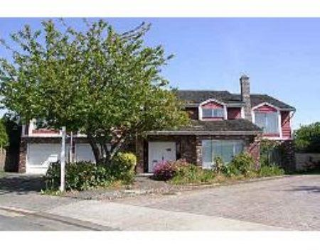 Main Photo: 8100 CORLESS PLACE: House for sale (Seafair)  : MLS®# 393997