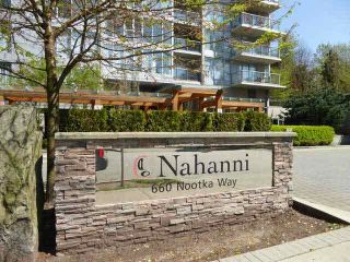 """Photo 3: 2506 660 NOOTKA Way in Port Moody: Port Moody Centre Condo for sale in """"NAHANNI"""" : MLS®# V1117714"""
