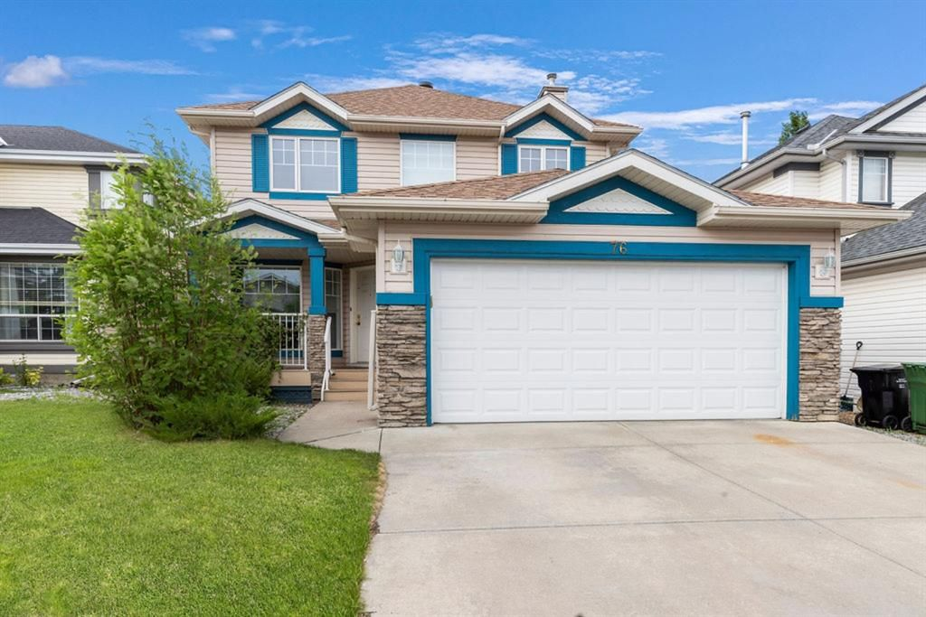 Main Photo: 76 Chaparral Road SE in Calgary: Chaparral Detached for sale : MLS®# A1122836