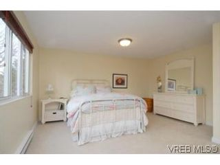 Photo 10: 1 26 Menzies St in VICTORIA: Vi James Bay Row/Townhouse for sale (Victoria)  : MLS®# 494290