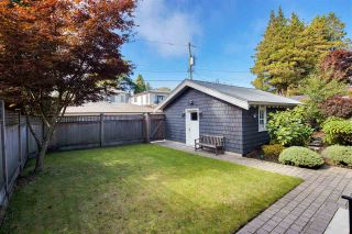 Photo 38: 7457 LABURNUM STREET in Vancouver: S.W. Marine House for sale (Vancouver West)  : MLS®# R2507518