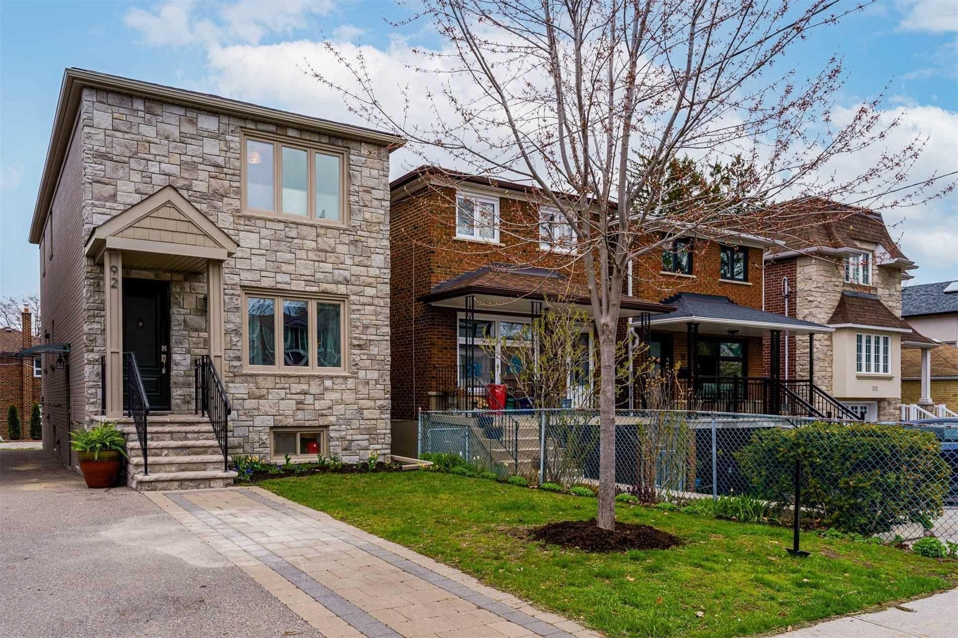 Photo 1: Photos: 92 Holborne Avenue in Toronto: Danforth Village-East York House (2-Storey) for sale (Toronto E03)  : MLS®# E5204452