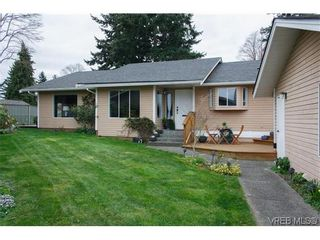 Photo 1: 1573 Craigiewood Crt in VICTORIA: SE Mt Doug House for sale (Saanich East)  : MLS®# 635713