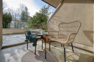 """Photo 24: 212 3638 W BROADWAY in Vancouver: Kitsilano Condo for sale in """"Coral Court"""" (Vancouver West)  : MLS®# R2543062"""