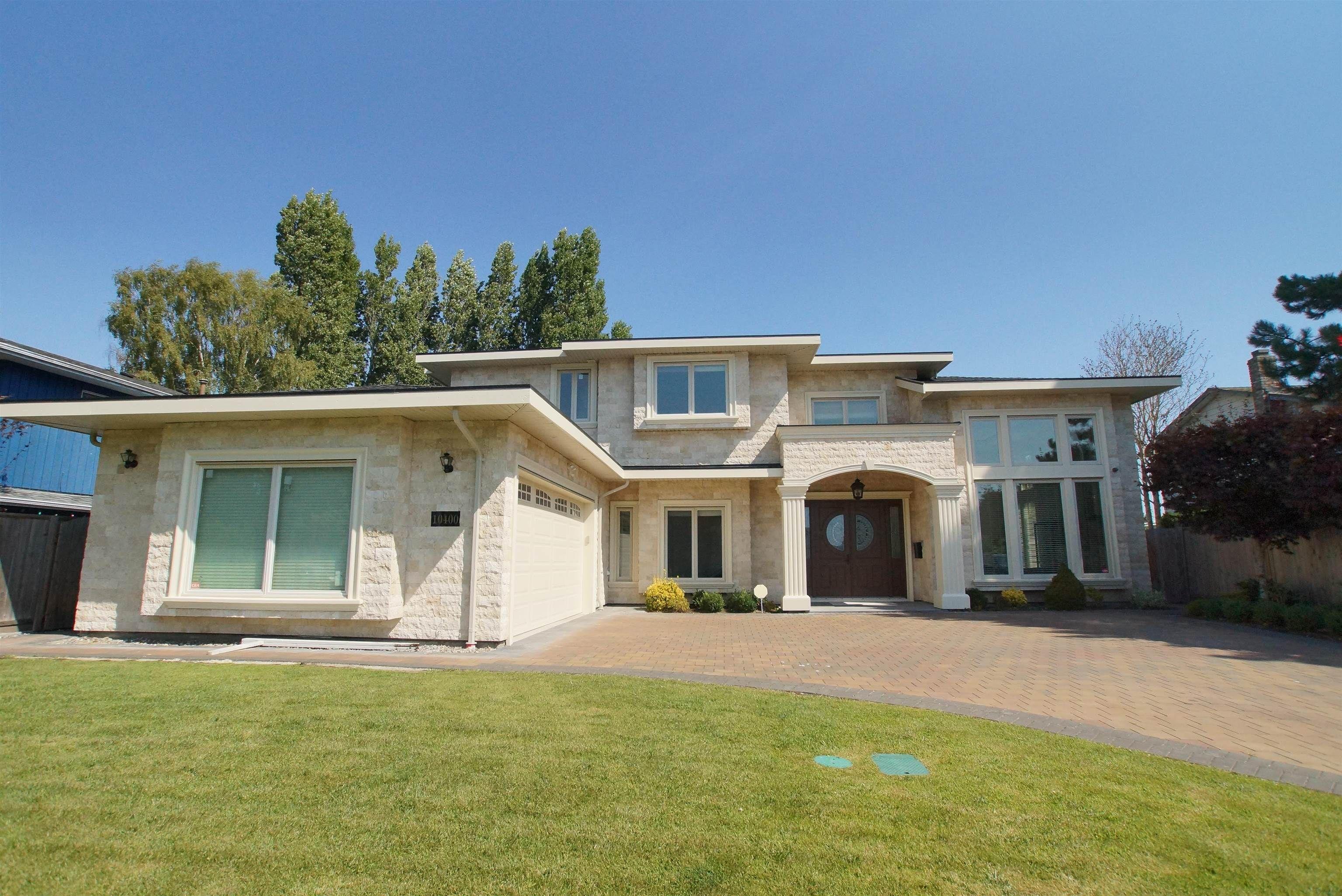 Main Photo: 10400 CORNERBROOK Crescent in Richmond: Steveston North House for sale : MLS®# R2612216