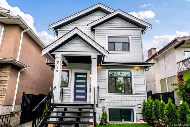 FEATURED LISTING: 6018 DUMFRIES Street Vancouver