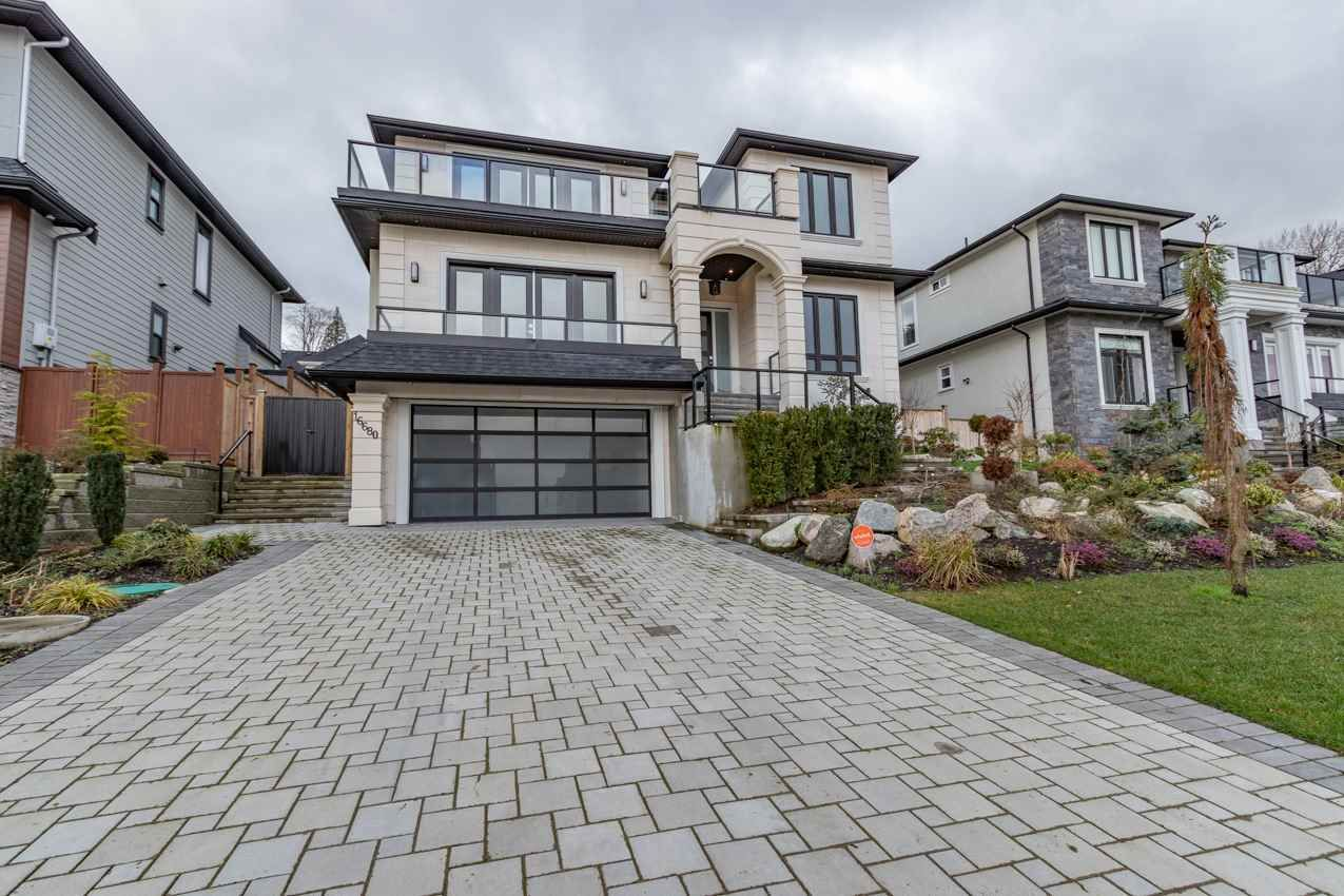 Main Photo: 16680 31B Avenue in Surrey: Grandview Surrey House for sale (South Surrey White Rock)  : MLS®# R2523282