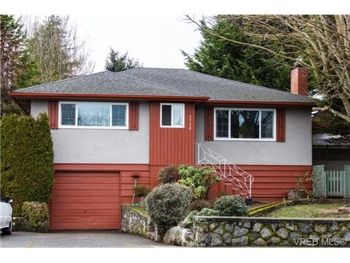 Main Photo: 1716 Fernwood Rd in VICTORIA: Vi Fernwood House for sale (Victoria)  : MLS®# 691465