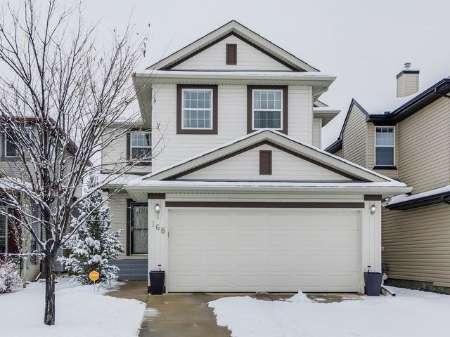 Main Photo: 168 CRANWELL Crescent SE in Calgary: Cranston House for sale : MLS®# C4001809