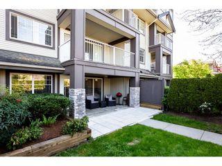 "Photo 2: 109 19320 65 Avenue in Surrey: Clayton Condo for sale in ""ESPIRIT"" (Cloverdale)  : MLS®# R2367383"