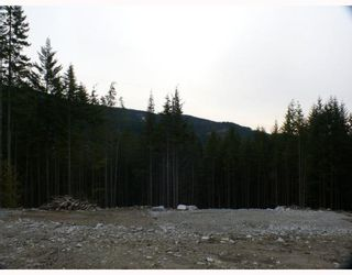 "Photo 4: 1092 UPLANDS Drive: Anmore Land for sale in ""THE UPLANDS"" (Port Moody)  : MLS®# V757474"