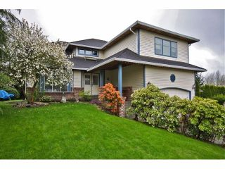 """Photo 1: 6524 CLAYTONHILL Grove in Surrey: Cloverdale BC House for sale in """"CLAYTON HILLS"""" (Cloverdale)  : MLS®# F1309321"""