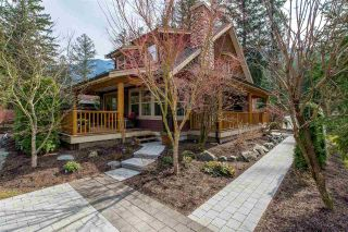 """Photo 1: 43585 FROGS Hollow in Cultus Lake: Lindell Beach House for sale in """"THE COTTAGES AT CULTUS LAKE"""" : MLS®# R2372412"""