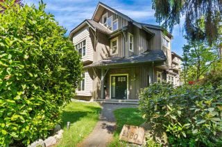 """Main Photo: 5880 CROWN Street in Vancouver: Southlands House for sale in """"Southlands"""" (Vancouver West)  : MLS®# R2581788"""