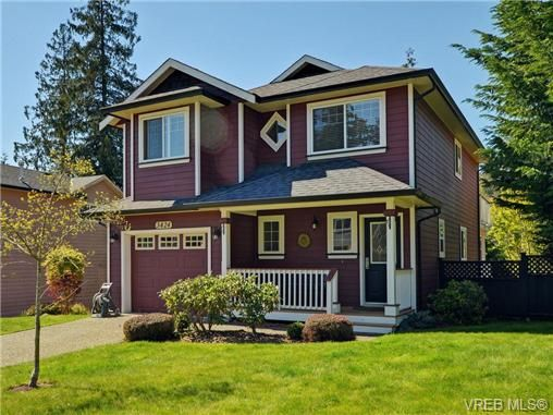 Main Photo: 3424 Pattison Way in VICTORIA: Co Triangle House for sale (Colwood)  : MLS®# 728163