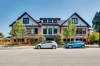 """Photo 1: 105 23189 FRANCIS Avenue in Langley: Fort Langley Condo for sale in """"LILY TERRACE"""" : MLS®# R2602140"""