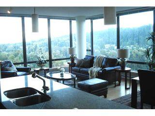 "Photo 5: 2302 400 CAPILANO Road in Port Moody: Port Moody Centre Condo for sale in ""ARIA 2"" : MLS®# V1019598"