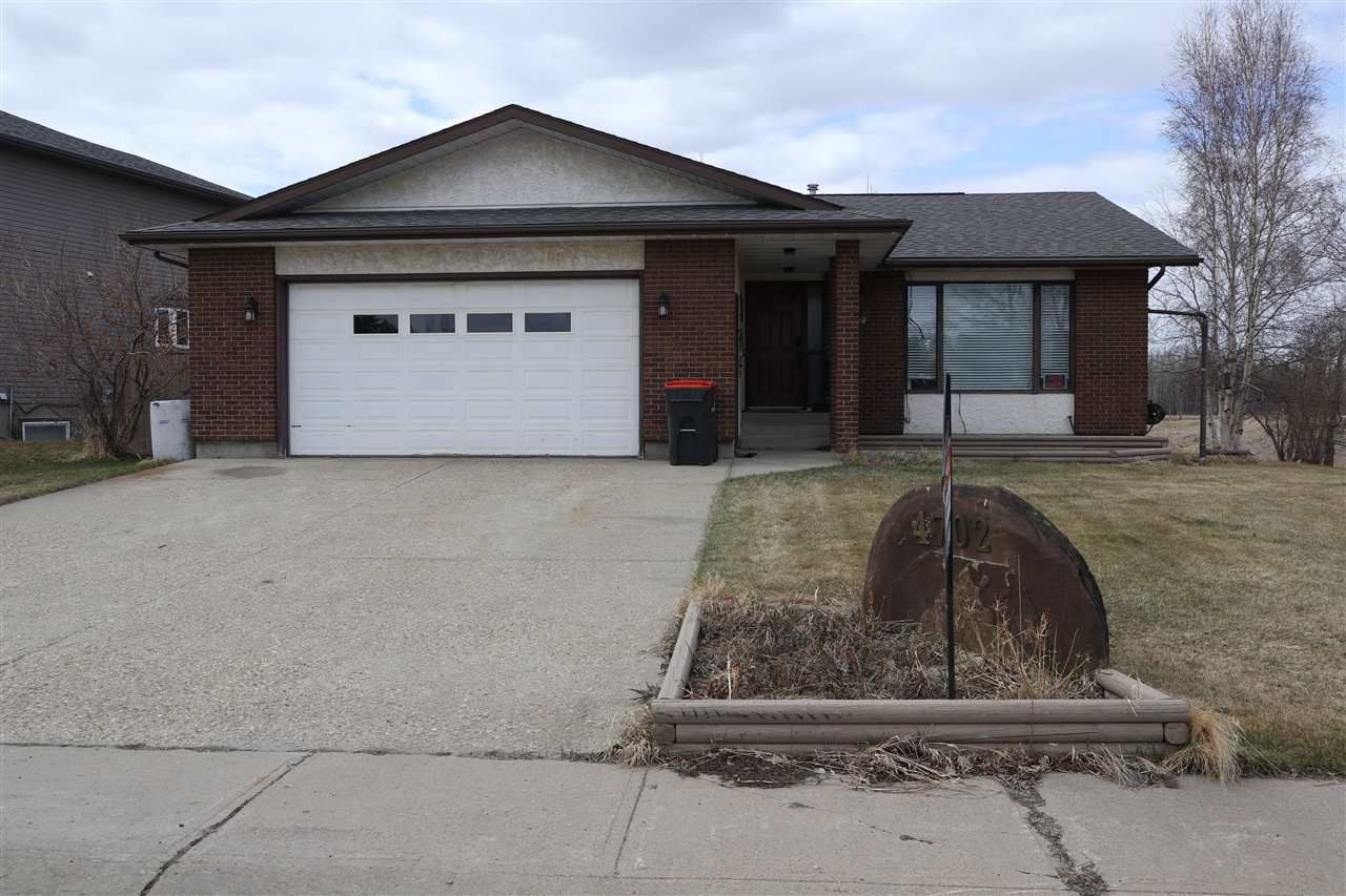 Main Photo: 4702 53 Avenue: Thorsby House for sale : MLS®# E4220799
