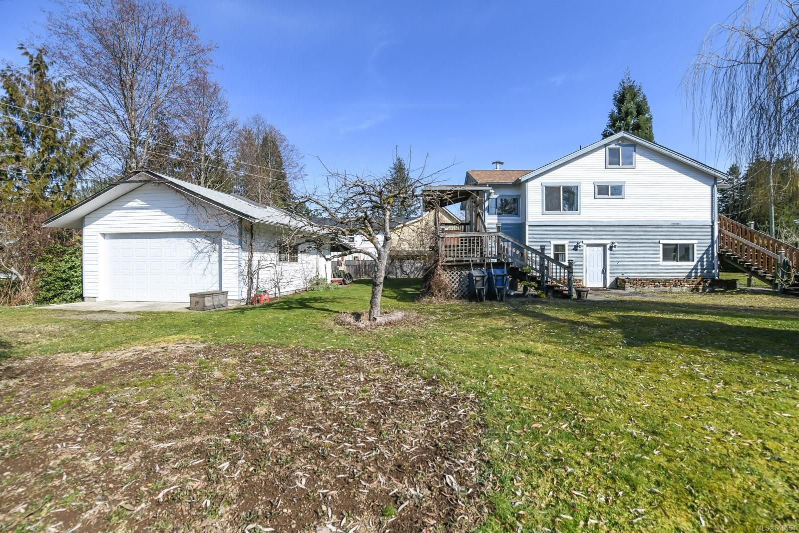 Photo 32: Photos: 4712 Cumberland Rd in : CV Cumberland House for sale (Comox Valley)  : MLS®# 869654