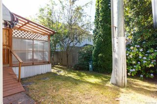 Photo 20: 6 7583 Central Saanich Rd in Central Saanich: CS Hawthorne Manufactured Home for sale : MLS®# 770137