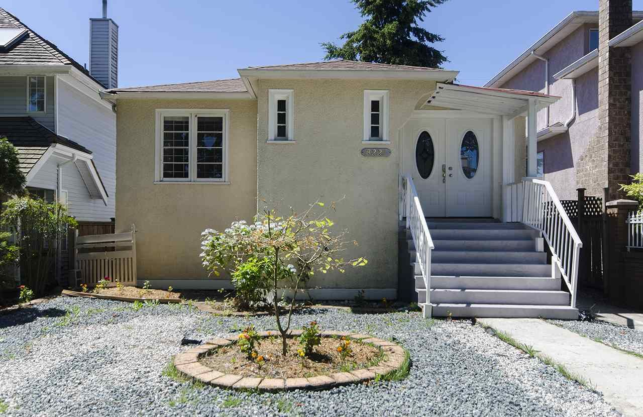 Main Photo: 8221 FREMLIN STREET in Vancouver: Marpole House for sale (Vancouver West)  : MLS®# R2085070