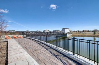 Photo 43: 393 Midtown Gate SW: Airdrie Row/Townhouse for sale : MLS®# A1097353
