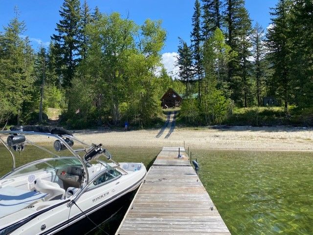 Main Photo: Lot 2 Queest Bay: Anstey Arm House for sale (Shuswap Lake)  : MLS®# 10232240