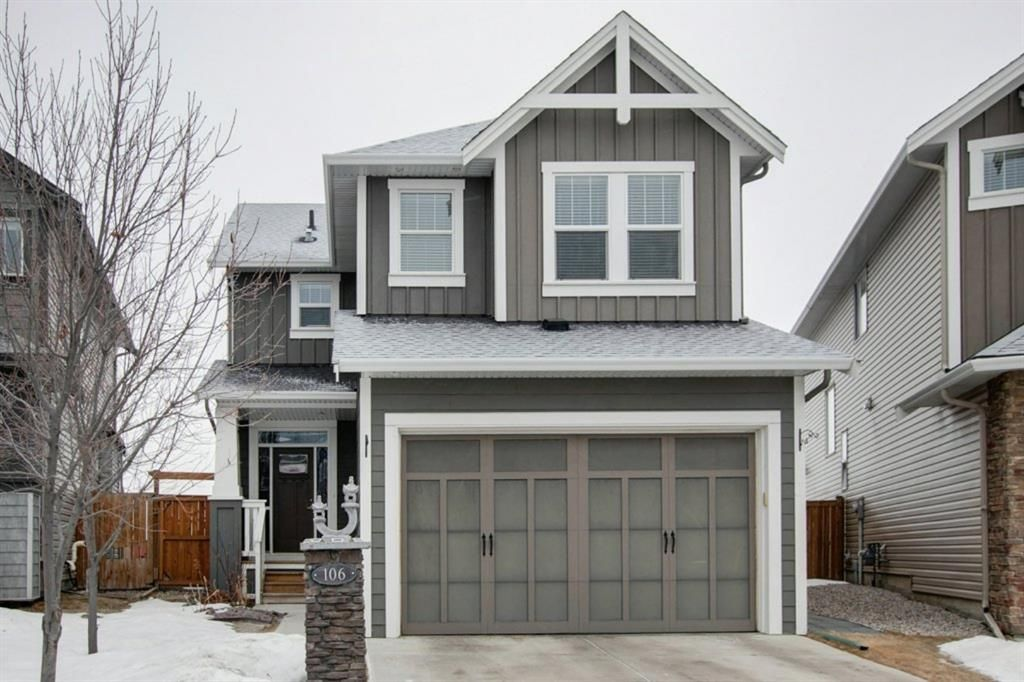 Main Photo: 106 Reunion Green NW: Airdrie Detached for sale : MLS®# A1065745