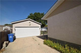 Photo 2: 39 RIZER Crescent in Winnipeg: Valley Gardens Residential for sale (3E)  : MLS®# 1924426