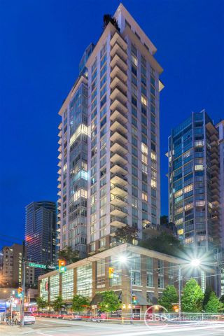"Photo 2: 2801 565 SMITHE Street in Vancouver: Downtown VW Condo for sale in ""VITA"" (Vancouver West)  : MLS®# R2079595"
