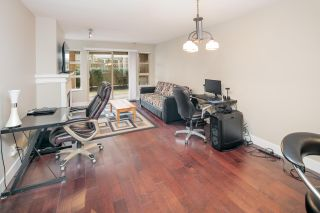 "Photo 4: 114 5725 AGRONOMY Road in Vancouver: University VW Condo for sale in ""GLENLLOYD PARK"" (Vancouver West)  : MLS®# R2343269"
