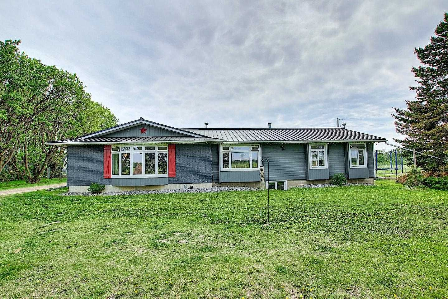 Main Photo: 48273 RGE RD 254: Rural Leduc County House for sale : MLS®# E4247748