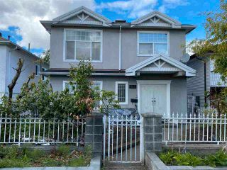 Main Photo: 821 NANAIMO Street in Vancouver: Hastings House for sale (Vancouver East)  : MLS®# R2576331