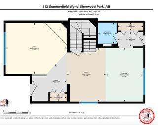 Photo 46: 112 SUMMERFIELD Wynd: Sherwood Park House for sale : MLS®# E4248259