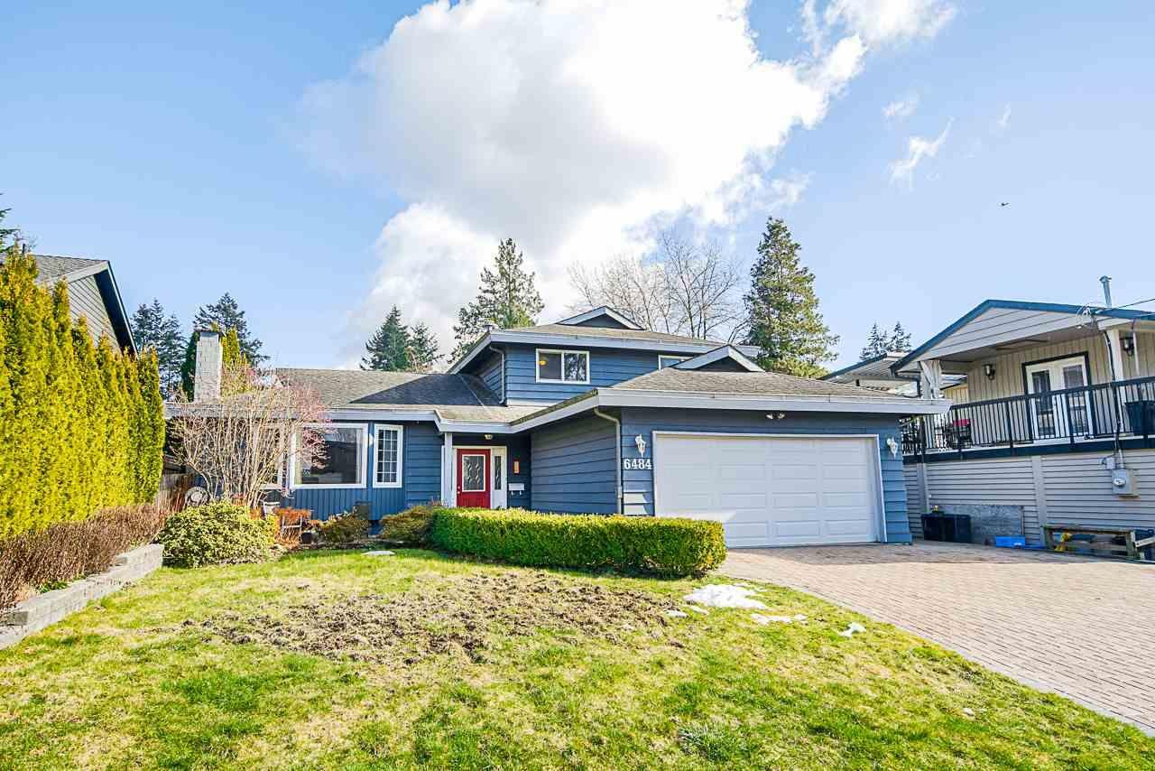 "Main Photo: 6484 109 Street in Delta: Sunshine Hills Woods House for sale in ""Sunshine Hills"" (N. Delta)  : MLS®# R2540658"